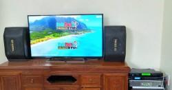 Dàn karaoke BIK cực hay của gia đình anh Tùng ở Thường Tín (BIK BQ-S63, SAE TX800, DSP-9000, U900 PlusX)