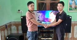 Dàn karaoke JBL cao cấp của gia đình anh Long ở Bắc Giang (JBL KP4012, Sub 1000, BCE 9200+, J1000)