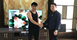 Dàn karaoke JBL VIP của gia đình anh Thắng ở Yên Định, Thanh Hóa (JBL KP4012, Crown Xli2500, JBL KX180, Plus 4TB, JBL VM300)