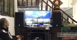 Lắp đặt bộ dàn Alto cho gia đình chị Hạnh ở Hưng Yên (Alto AT2000, Sub 2000, Lexpro PXM7, DP9200+, U900 PlusX)
