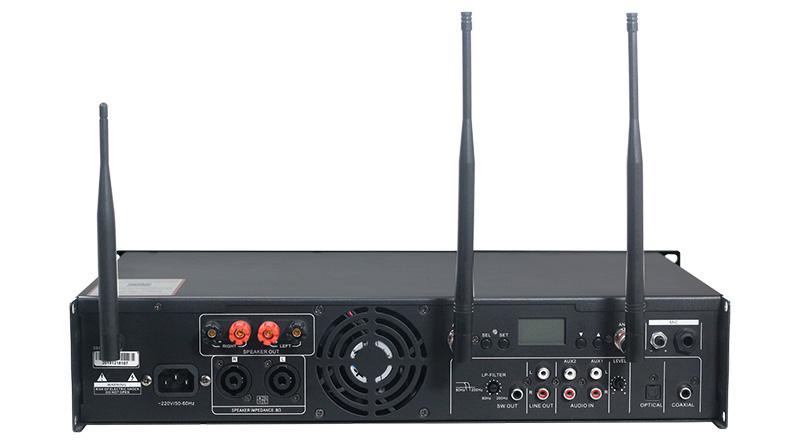 Đẩy liền vang BKSoud DP8000