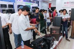 Địa chỉ bán thiết bị âm thanh giá rẻ tại Lào Cai