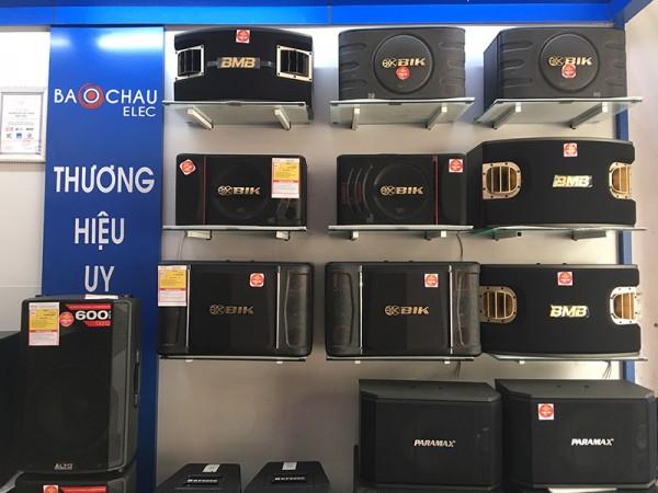 Cửa hàng thiết bị âm thanh tin cậy tại Quảng Ninh