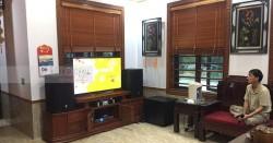 Dàn JBL VIP cho gia đình anh Điều ở Yên Lạc, Vĩnh Phúc (PRX 415M, SPL 150, Famous 7208, AAP K9800, JBL VM300)