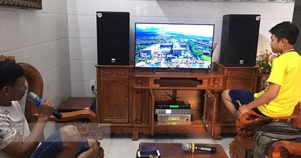 Dàn karaoke Alto của gia đình anh Lâm ở Đồng Nai (Alto AT2000, Jamo J12, SAE TX1200, AAP K9800, U900 Plus X)