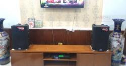 Dàn karaoke Alto của gia đình anh Nam ở Hải Châu, Đà Nẵng (Alto TX215, FX-9MK, BCE U900 PlusX)