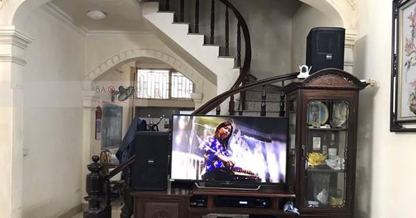 Dàn karaoke BIK của gia đình anh Túy ở Thanh Trì, Hà Nội (BIK BSP 410, BKsound Dp6000)