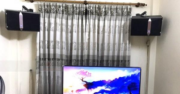 Dàn karaoke cao cấp cho gia đình anh Bình ở Hà Nội (JBL Ki510, 301 seri 5, Jamo J12, SAE TX650Q, X5 Plus, BBS B900)