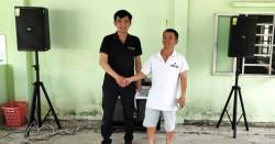 Dàn karaoke Domus cao cấp của gia đình anh Thuần ở Đồng Nai (Domus 6120, BIK W66 Plus, TX650Q, AAP Z-2000II, UGX12 Luxury)