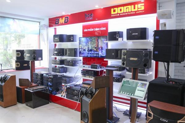 Địa chỉ bán hệ thống thiết bị âm thanh số 1 tại Nam Định
