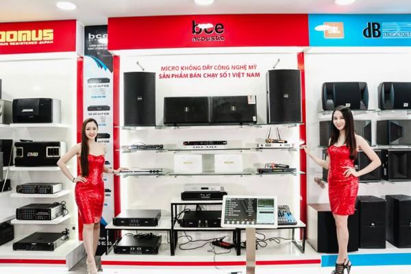 Địa chỉ mua bán âm thanh chính hãng, giá rẻ tại Thái Bình