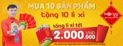 Hái Lộc Đầu Năm- Bảo Châu Elec lì xì lên tới 2 triệu đồng