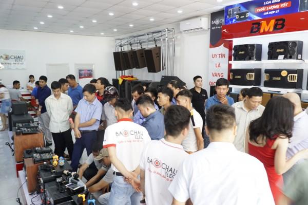 Nơi bán và lắp đặt thiết bị âm thanh uy tín tại Sơn La