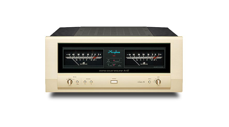 Amply nghe nhạc cao cấp Accuphase A47