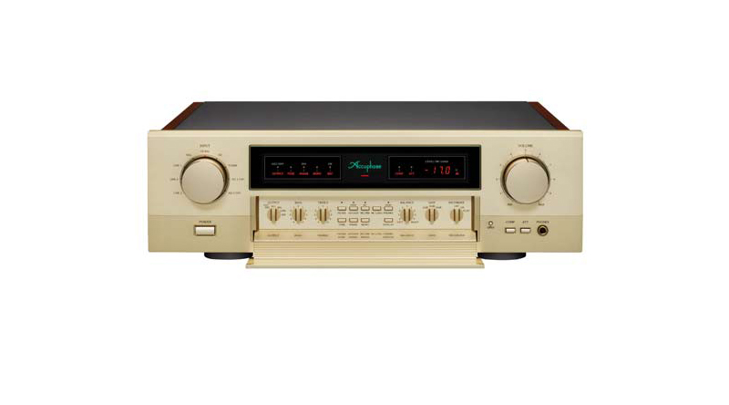 Ampli nghe nhạc cao cấp Accuphase C2450
