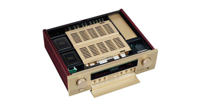 Amply Accuphase C2450