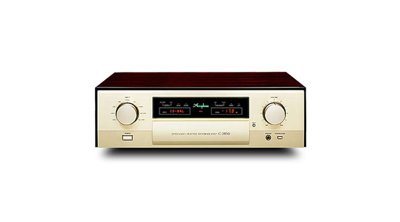Amply Accuphase C2850