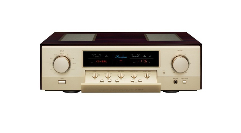 Amply Accuphase C3850