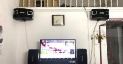 Dàn karaoke BMB cho gia đình anh Tùng ở Hà Nam (BMB 450SE, BIK VM640A, DMX-DK 6000 Pro, UGX12 Gold)