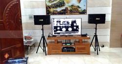 Dàn karaoke BMB gia đình anh Vương ở Bình Tân (BMB CSE 312, SAE Lexpro PXM7, DSP-9000, BCE UGX12)