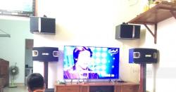 Dàn karaoke cao cấp của gia đình anh Văn ở An Dương, Hải Phòng (BMB 900SE, JBL ki512, JBL A120P, 6000 Pro, BIK VM840A, UGX12 Luxury)