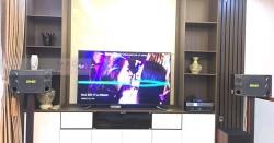 Dàn karaoke cao cấp của gia đình chị Hương ở Kinh Môn, Hải Dương ( BMB 2000SE, JBL A120P, Crown KVS700, K9800 New, JBL VM300)