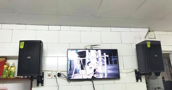 Dàn karaoke Domus của gia đình anh Huỳnh ở Hoàng Mai (Domus 6100, Jamo J12, SAE TX650Q, X5 Plus, U900 PlusX)