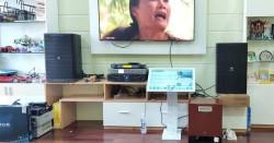 Dàn karaoke JBL cao cấp cho gia đình anh Thuận ở Bình Tân (JBL KP4010, Xli2500, K9800 New, BCE VIP3000, K1 3TB)