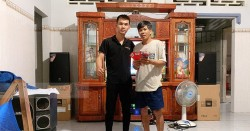 Dàn karaoke JBL của gia đình anh Long ở Bến Tre (JBL MTS12, Crown Xli2500, JBL KX180, BCE UGX12)
