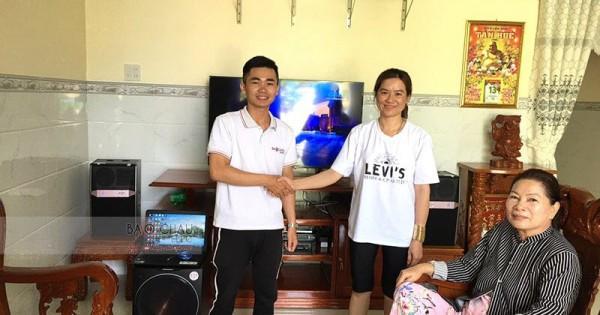 Dàn karaoke JBL gia đình anh Liêm ở Hậu Giang (JBL Ki510, Paramax 2000, SAE CT6000, DMX-DK 6000 Pro, BBS B900)