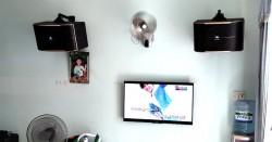 Dàn karaoke JBL gia đình chị Lý ở Tân Phú (JBL Pasion 12, SAE TX650Q, DMX-Dk6000 Pro, UGX12 Gold)