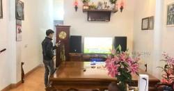 Lắp dàn karaoke cao cấp cho gia đình anh An ở Yên Lạc, Vĩnh Phúc (PRX 412M, AAP K9800 New, AAP TD 8004)