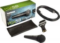 Micro có dây Shure PGA58-QTR