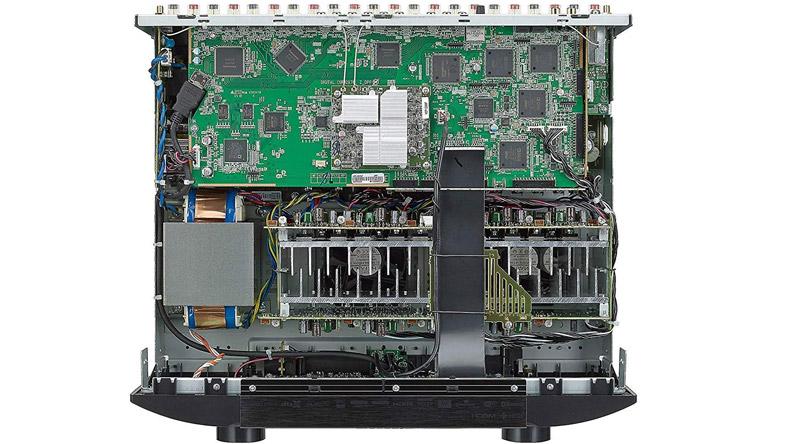 Amply AV Receiver Marantz SR7013 tính năng hiện đại, cao cấp