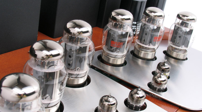 Amply đèn Unison Research Performance