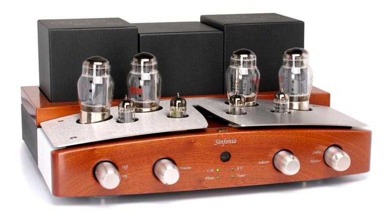 Amply đèn Unison Research Sinfonia