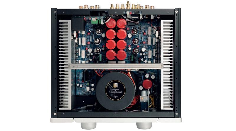 Hệ thống linh kiện Amply đèn Unison Research Unico 90