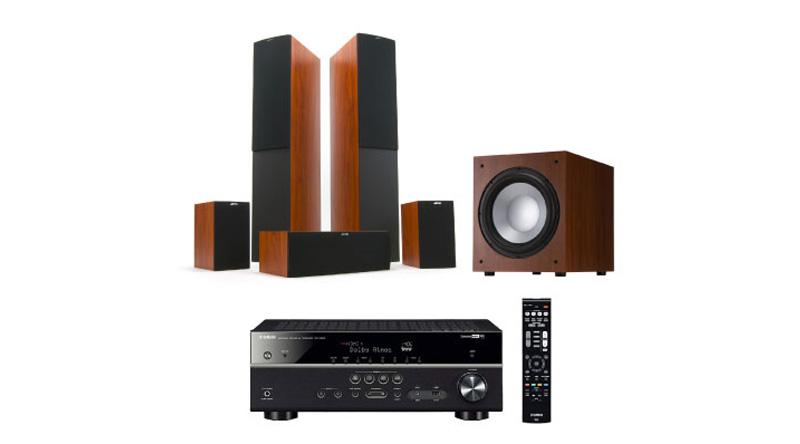 Dàn âm thanh 5.1 xem phim nghe nhạc BC-XPNN04