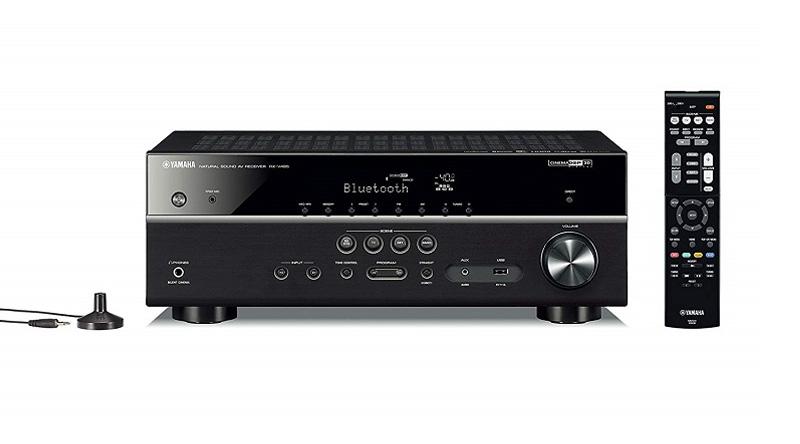 Amply Yamaha RX-V485
