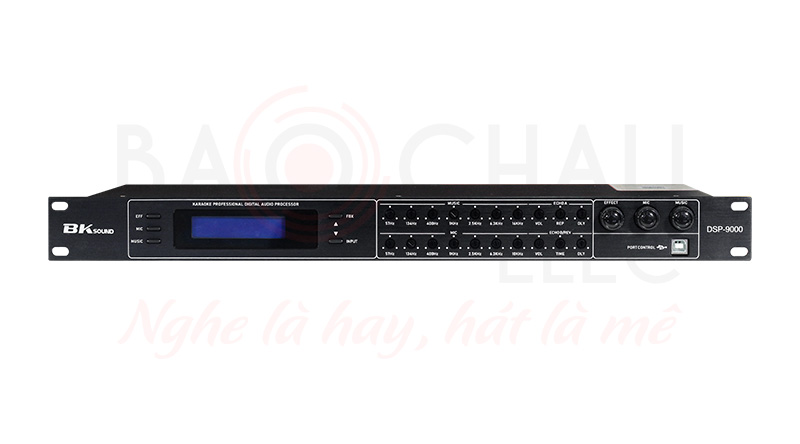 Vang số BKSound DSP-9000