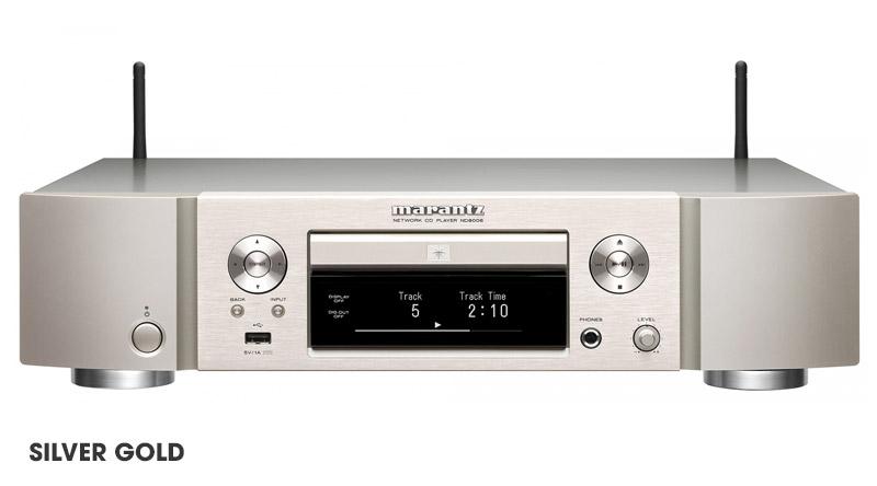 Đầu Marantz ND8006 (Đầu CD + DAC + Network Audio Player)
