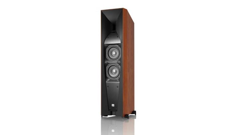 Loa JBL Studio 580 nghiêng trái 2