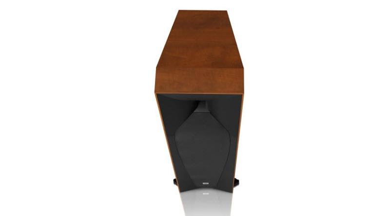 Loa JBL Studio 580 mặt trên