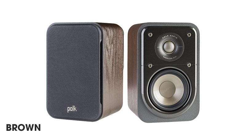 Loa Polk audio Signature S10 (surround/bookshelf)