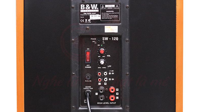 Loa sub BW 12Q