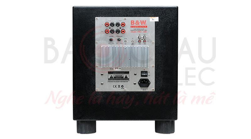 Loa sub điện B&W Pro 888