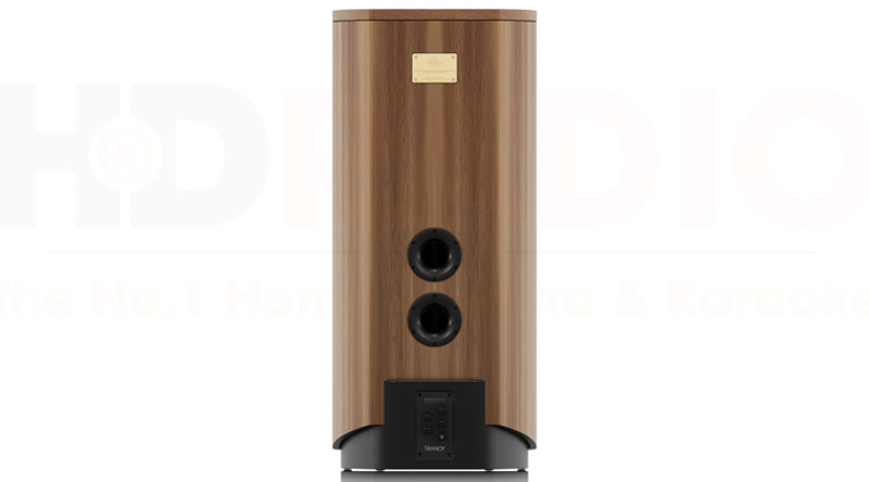 Loa Tannoy GRF GR (Gold Reference) mặt sau