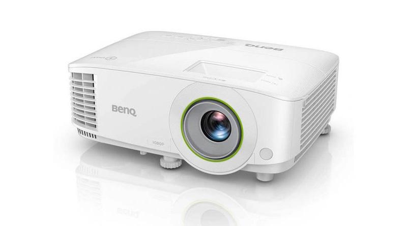 Máy chiếu BenQ EH600 nghiêng trái