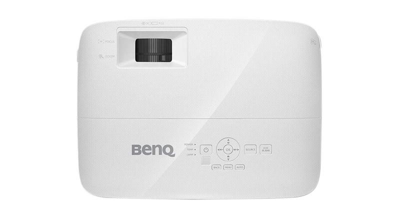 Máy chiếu BenQ MW612 mặt trên