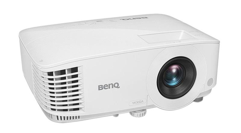 Máy chiếu BenQ MW612 nghiêng phải